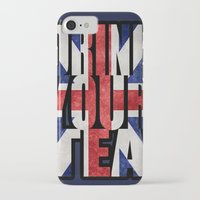 british flag iPhone & iPod Cases featuring Tea / British by tshirtsz