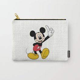 Funny Mickey Carry-All Pouch