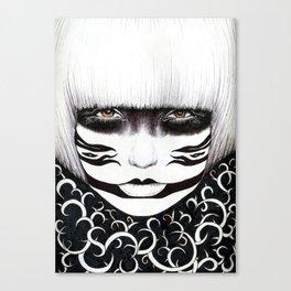 Momoko Canvas Print