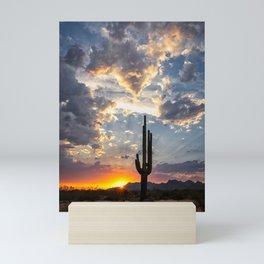 Arizona Flagship Skies Mini Art Print