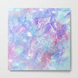 Stardust (Light) Metal Print