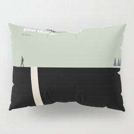 Lab No. 4 - Bob Parsons Inspirational Typography Print Poster Pillow Sham