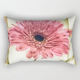 A Daisy for You a bouquet of Gerber Daisies Rectangular Pillow