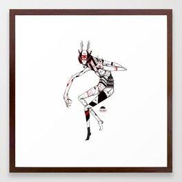 Denebola Framed Art Print