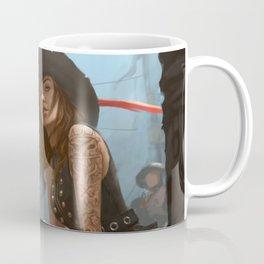 Pirate Haven Tortuga Coffee Mug
