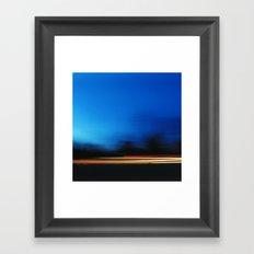 SEA>PDX Framed Art Print