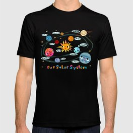 Our Solar System T-shirt
