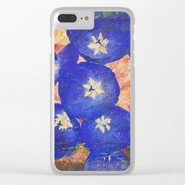 Tulipa Clear iPhone Case