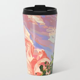 Utah Afternoon Travel Mug
