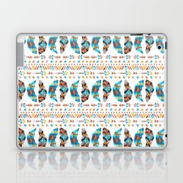 Arrows and Feathers Tribe Laptop & iPad Skin