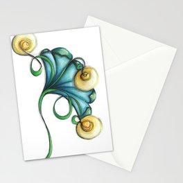 flower 1.0 Stationery Cards