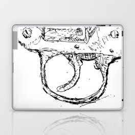 Free Trial Offer (BW) Laptop & iPad Skin