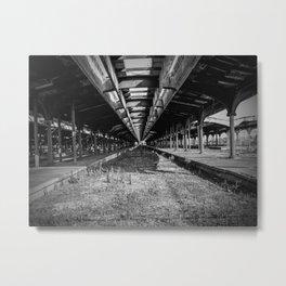 1913 Railway Terminal Metal Print