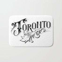Toronto Love Bath Mat