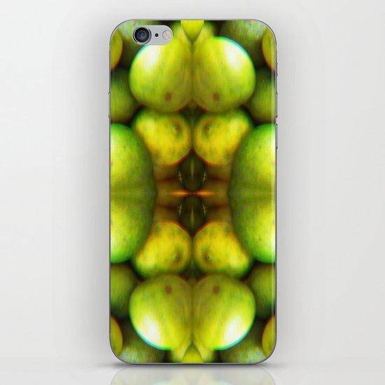 Serie Trui 002 iPhone & iPod Skin