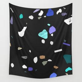 painted terrazzo 2 Wall Tapestry