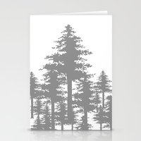 forrest Stationery Cards featuring Forrest by Dan Parker