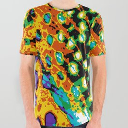 Abstraction #1 All Over Graphic Tee