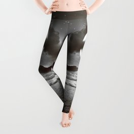The Currents Will Shift Leggings