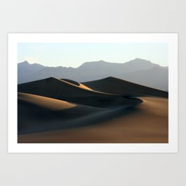 Death Valley Sunrise Art Print