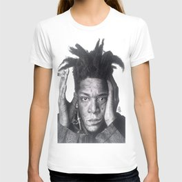 Jean-Michel Basquiat Drawing T-shirt