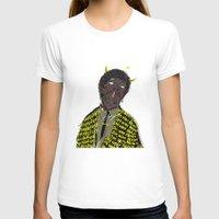hamburger T-shirts featuring Hamburger by youeatme
