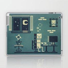 Screenstruck graphic illustration Laptop & iPad Skin
