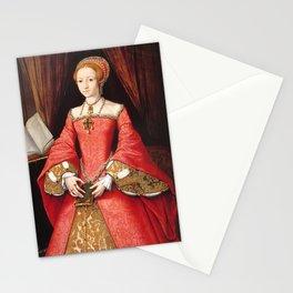 The Blood countess - Elizabeth Bathory Stationery Cards