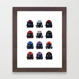 The Best of the Best Framed Art Print