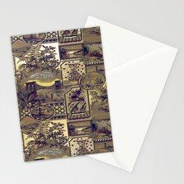 W.N. Peak Japonaiserie Stationery Cards