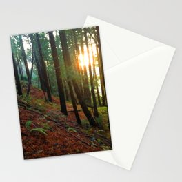Talking To The Trees Stationery Cards