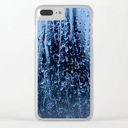 Jour de pluie Clear iPhone Case
