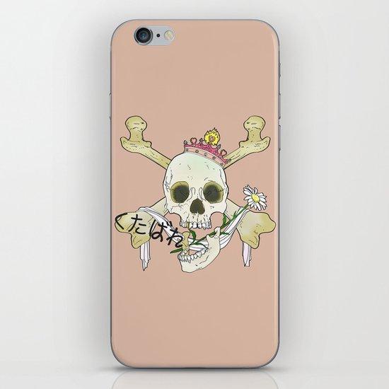 くたばれ! kutabare! iPhone & iPod Skin