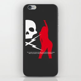 Death Proof iPhone Skin
