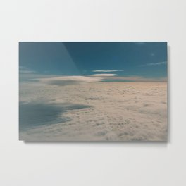 cloudcarpet - two Metal Print