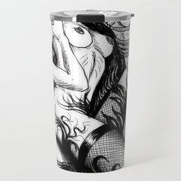 Love Triangle Travel Mug