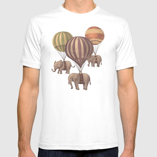 Flight of the Elephants  T-shirt