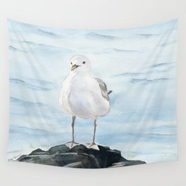 Seagull 2 Wall Tapestry