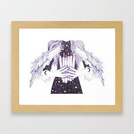 Nightwalker Framed Art Print
