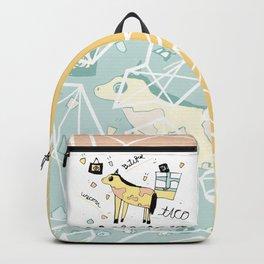 Taco Unicorn Backpack