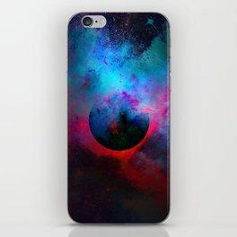 α Dark Aurigae iPhone Skin
