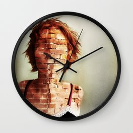 Complexity in a jaded world Wall Clock