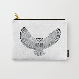 Eurasian Eagle owl Carry-All Pouch