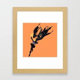 Emberwitch Framed Art Print