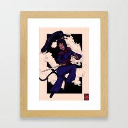 Escape Artist Framed Art Print