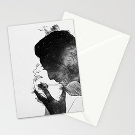 The ultimate heaven. Stationery Cards