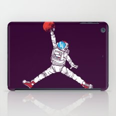 space dunk (purple ver.) iPad Case