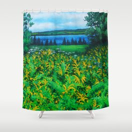 Prince Edward Island Shower Curtain