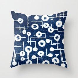 Isopor Throw Pillow