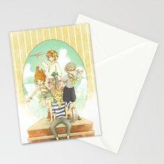 The Mermaid Club Stationery Cards